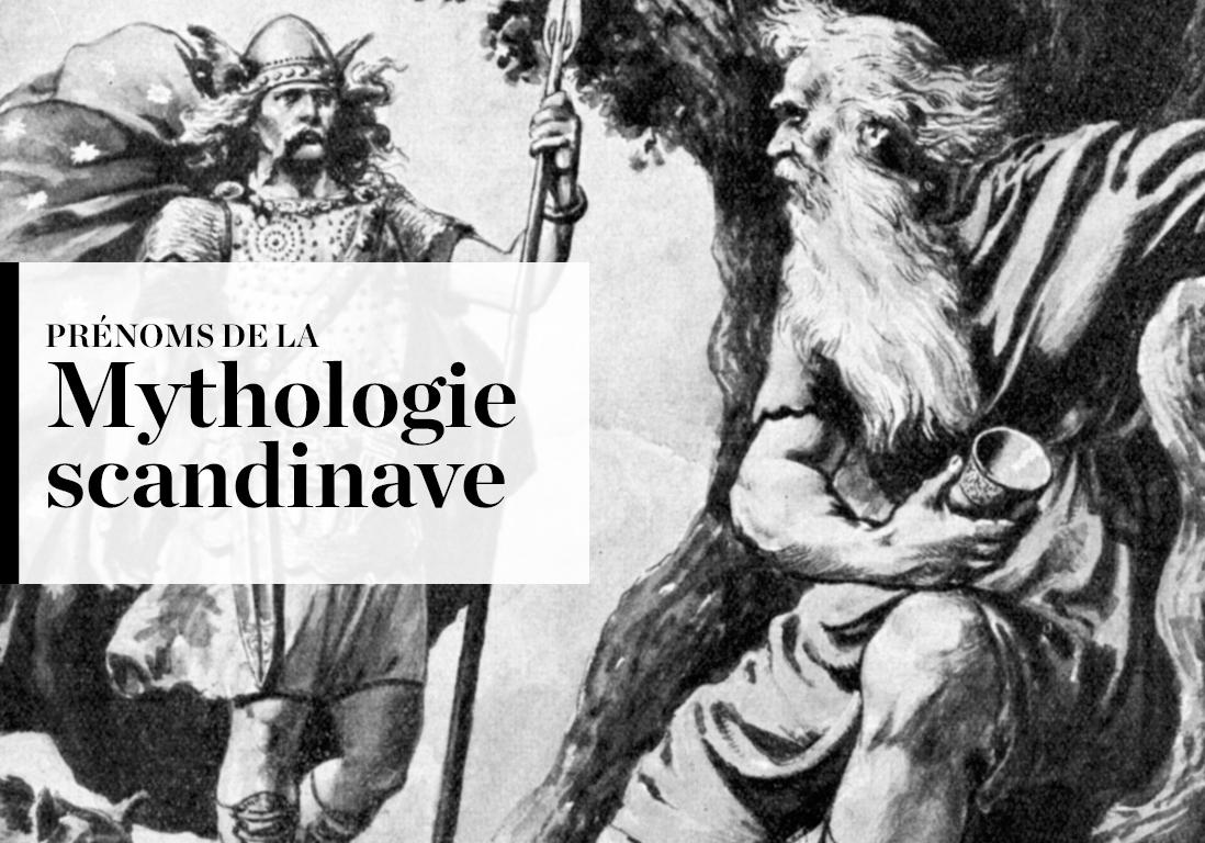 Astrologie Scandinave prénoms de la mythologie scandinave pour filles et garçons - elle