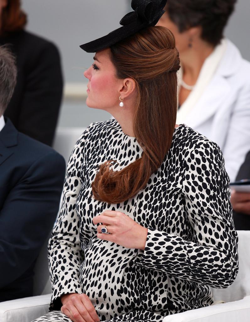 Coiffure De Mariage De Kate Middleton Coupes De Cheveux Elegantes