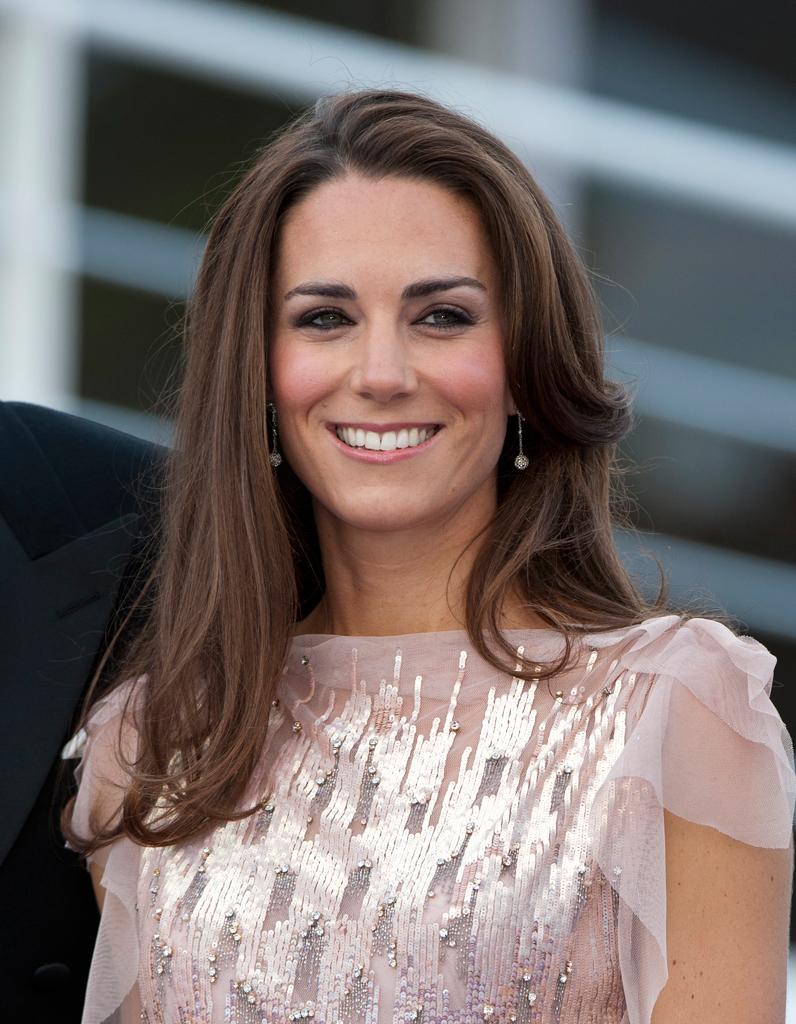 Coupe de cheveux Kate Middleton , Les plus belles coiffures de Kate  Middleton , Elle