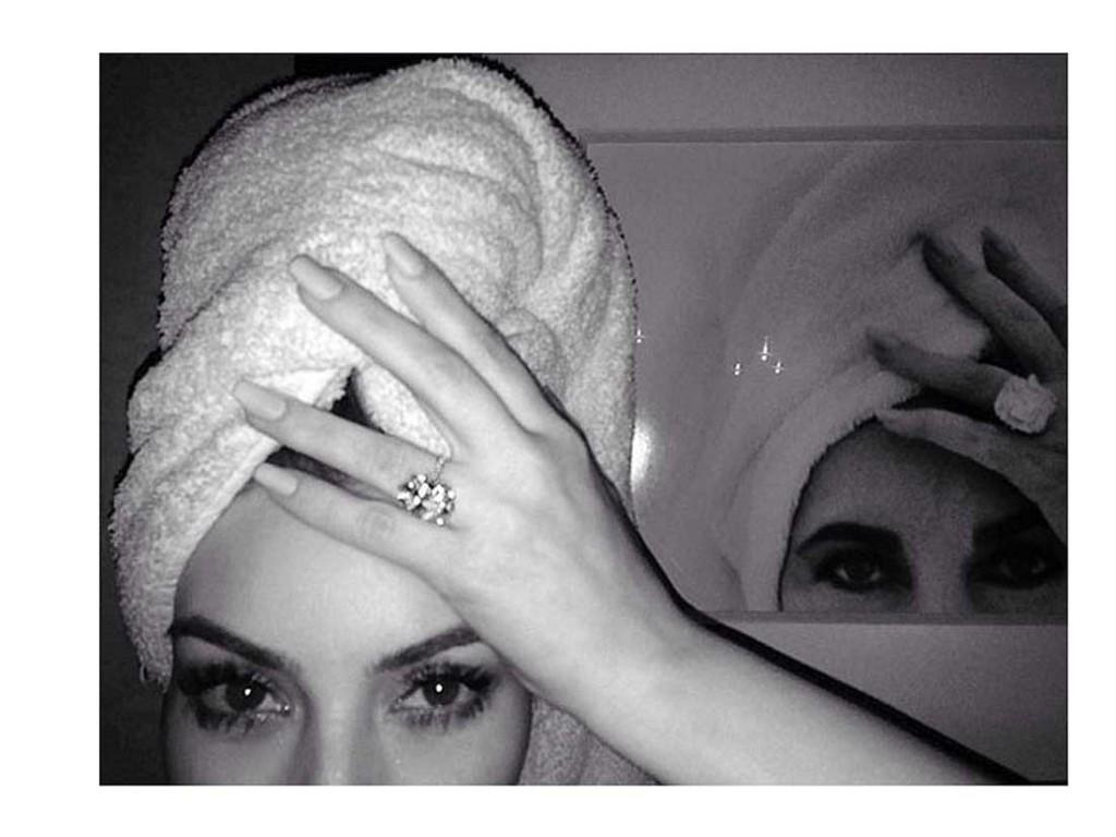 Kim kardashian for Salle de bain kim kardashian