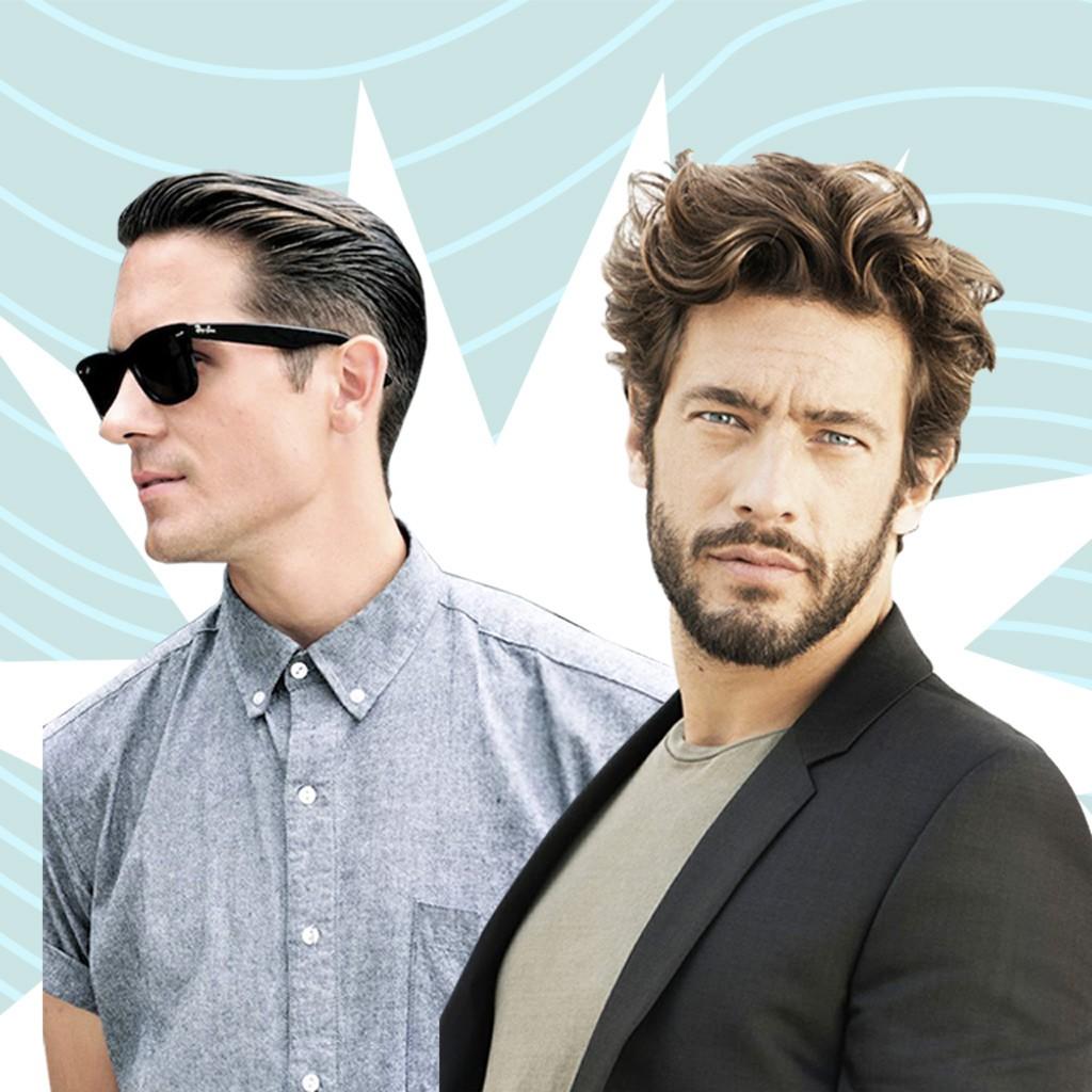 coiffure homme les 40 coupes de cheveux pour hommes. Black Bedroom Furniture Sets. Home Design Ideas