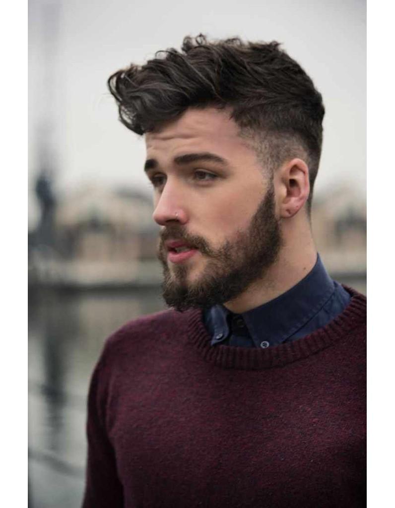 Coupe de cheveux homme style anglais