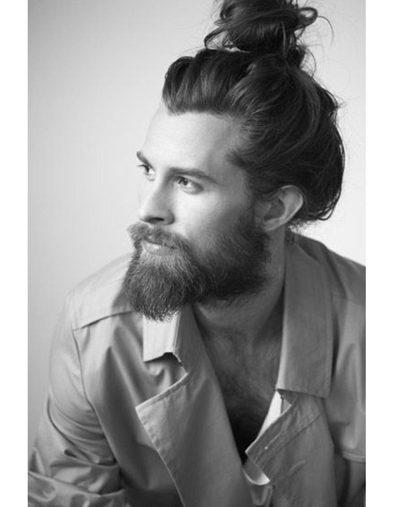 coupe de cheveux homme longue