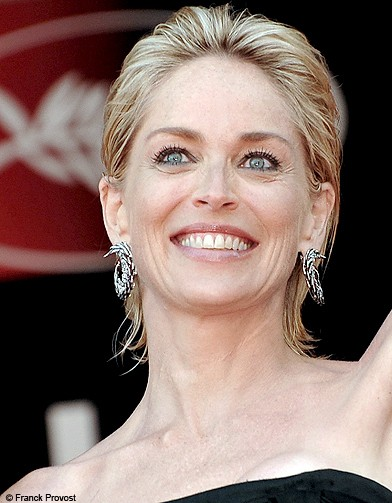 Sharon stone cannes 2009 un festival de coiffures elle for Coupe de cheveux sharone stone