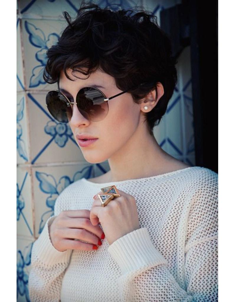 coupe courte sur cheveux boucl u00e9s hiver 2015 - les plus belles coupes courtes de 2019