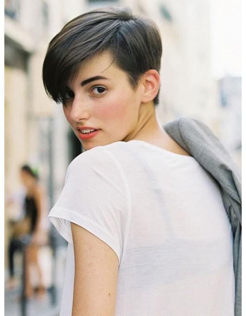 Фото стрижек девушек с короткими волосами