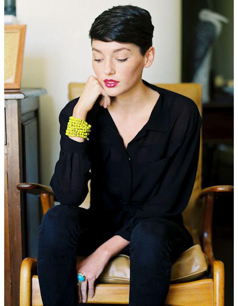 Coupe courte sur cheveux noirs hiver 2015 - Les plus belles coupes courtes de 2019 - Elle