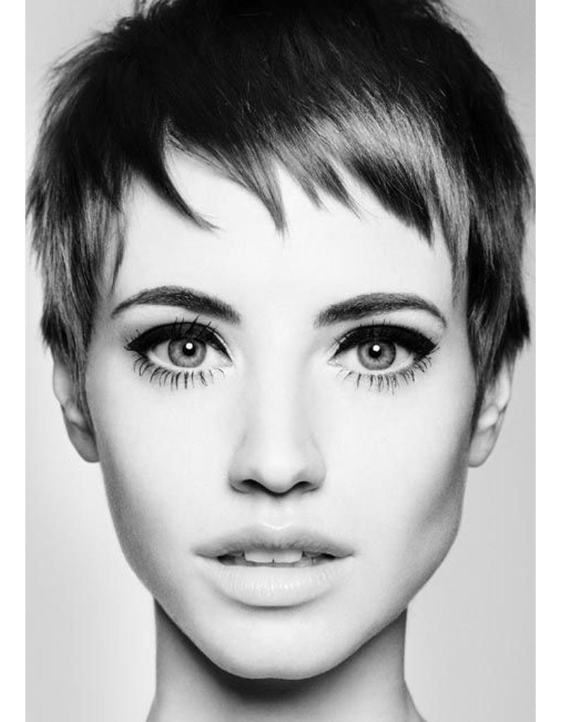 Modèle coiffure courte hiver 2015 - Les plus belles coupes courtes à adopter en 2020 - Elle