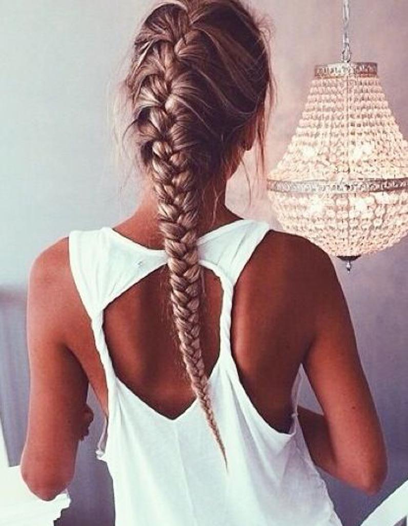 Coiffure Cheveux Attaches Facile Automne Hiver 2016 Cheveux
