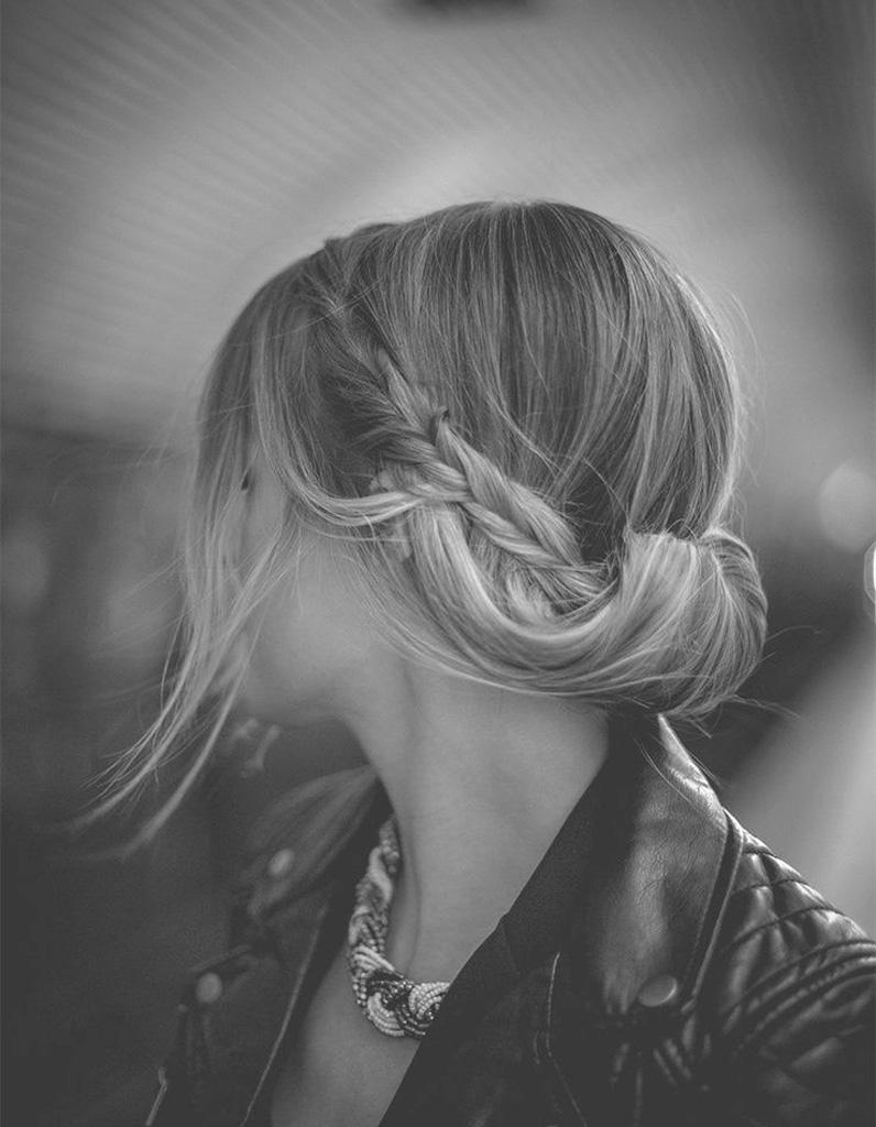 Idée De Photo De Profil coiffure coiffée décoiffée idée - 20 idées de coiffures