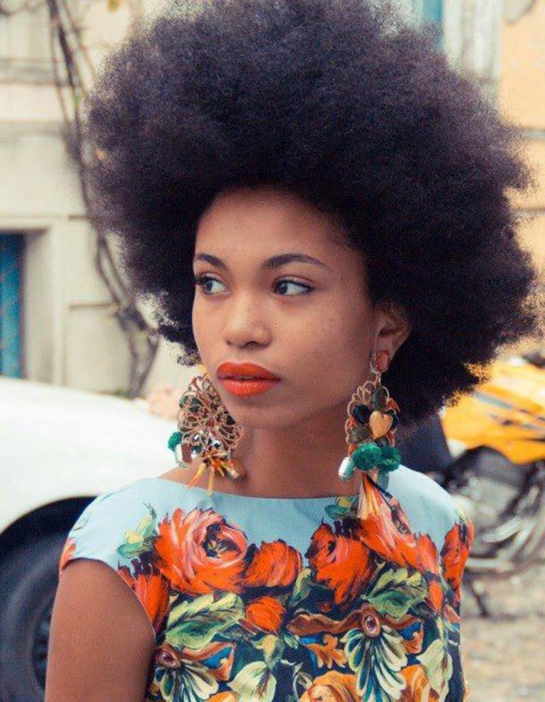 Cheveux Afro Naturels Printemps Ete 2015 Coiffures Afro