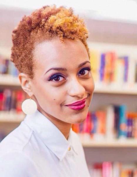 Coupe afro hiver 2015 coiffures afro les filles for Coiffeur paris cheveux crepus afro coupe