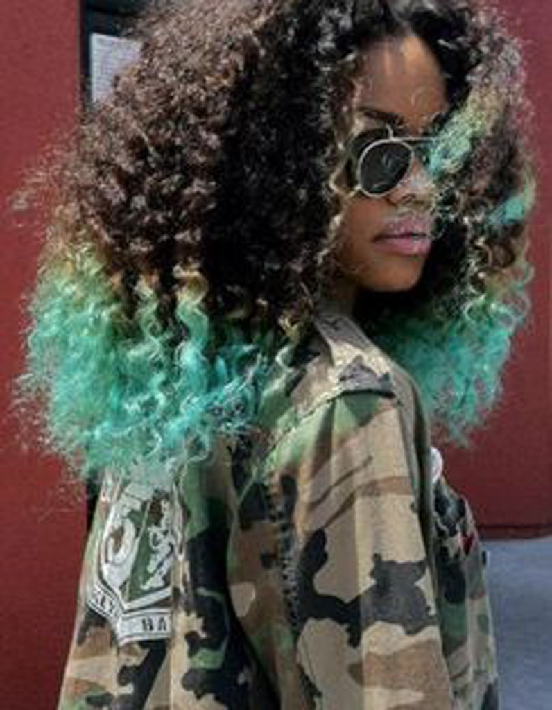 Coupe cheveux afro naturel hiver 2015 coiffures afro for Coupe cheveux afro naturel