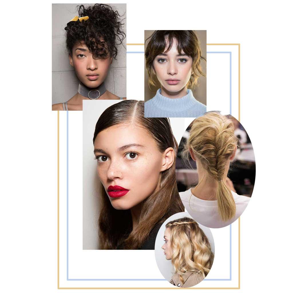Les Meilleures Idees De Coiffures Cheveux Mi Longs Automne Hiver 2018 Elle