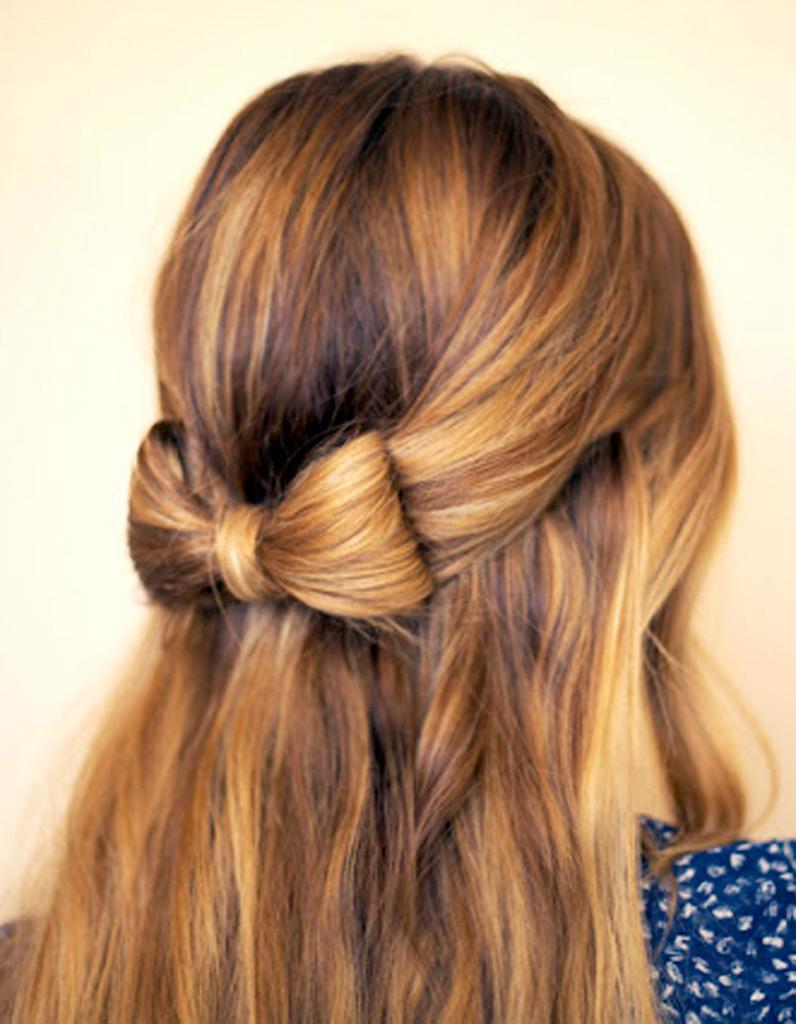 Modele Coupe Cheveux Mi Longs Automne Hiver 2016 Cheveux Mi Longs Nos Idees De Coiffures Tendances Elle