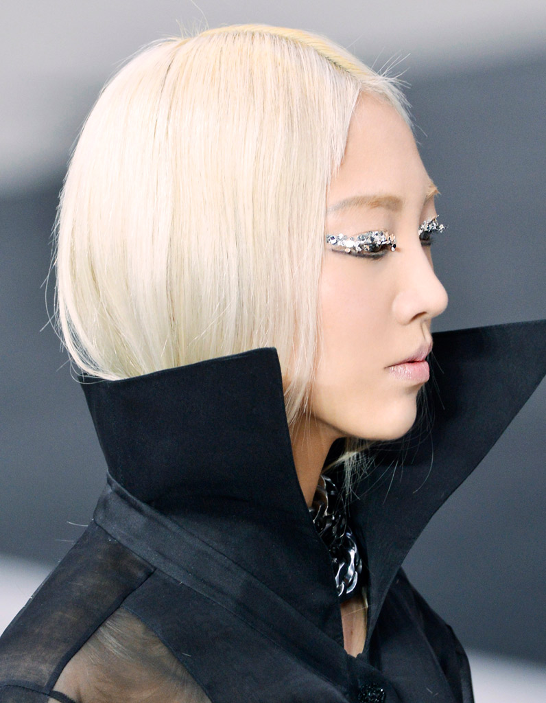 Coloration cheveux pour asiatique