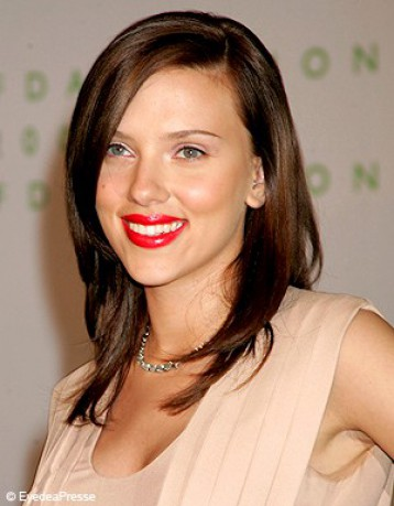 Scarlett johansson ses plus belles coiffures elle - Scarlett prenom ...
