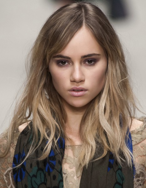 Preview - Balayage blond clair ...