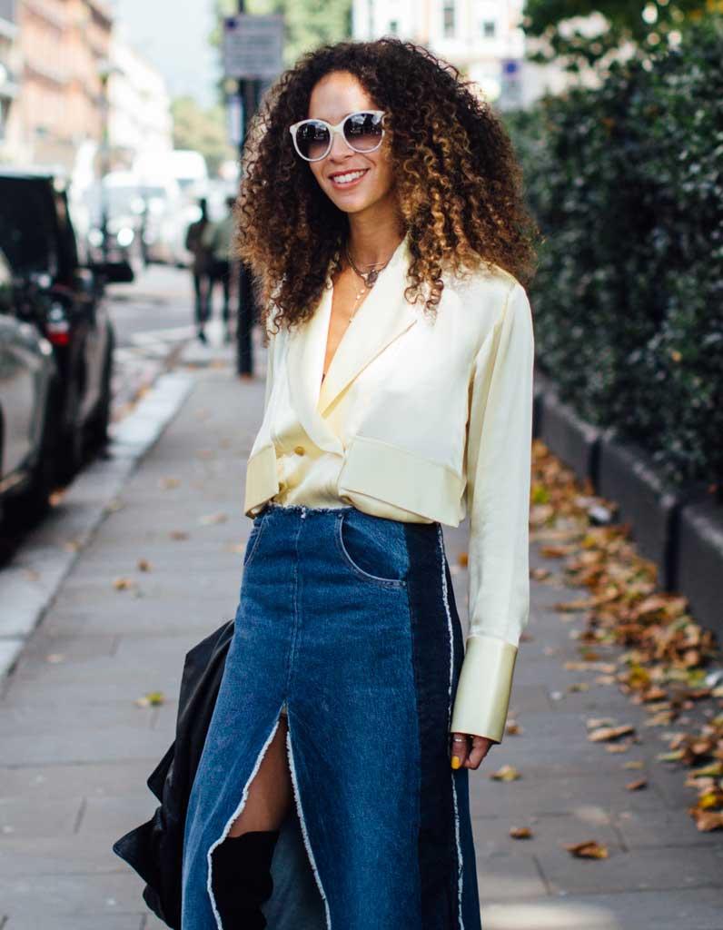 Balayage Miel Cheveux Bouclés 30 Inspirations De Balayage Miel