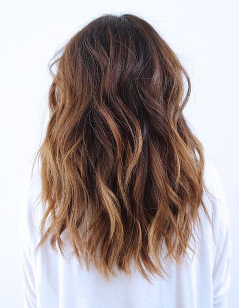 Ombré hair naturel , Ombré hair  les plus beaux dégradés de couleur , Elle