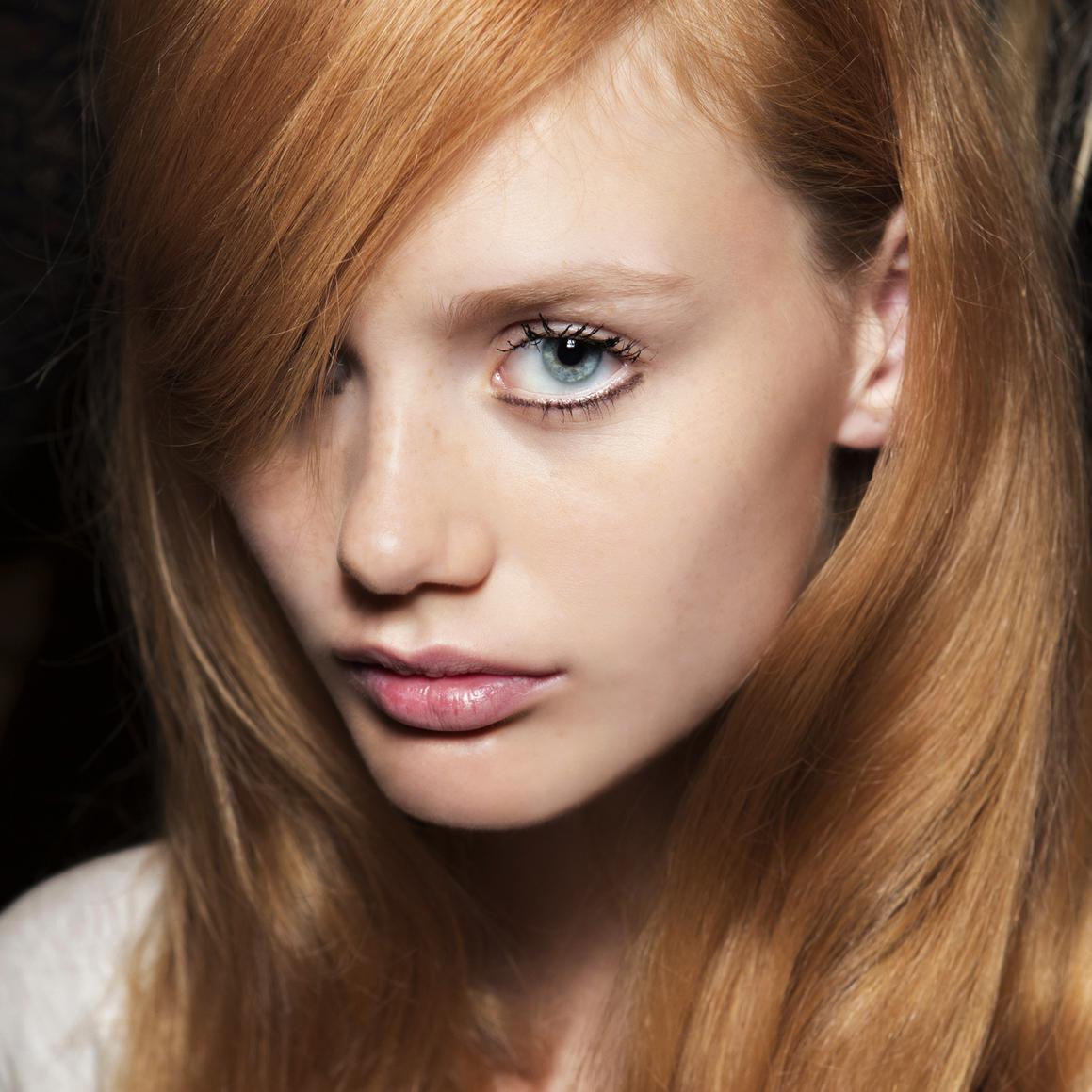 Charte de couleur teinture cheveux