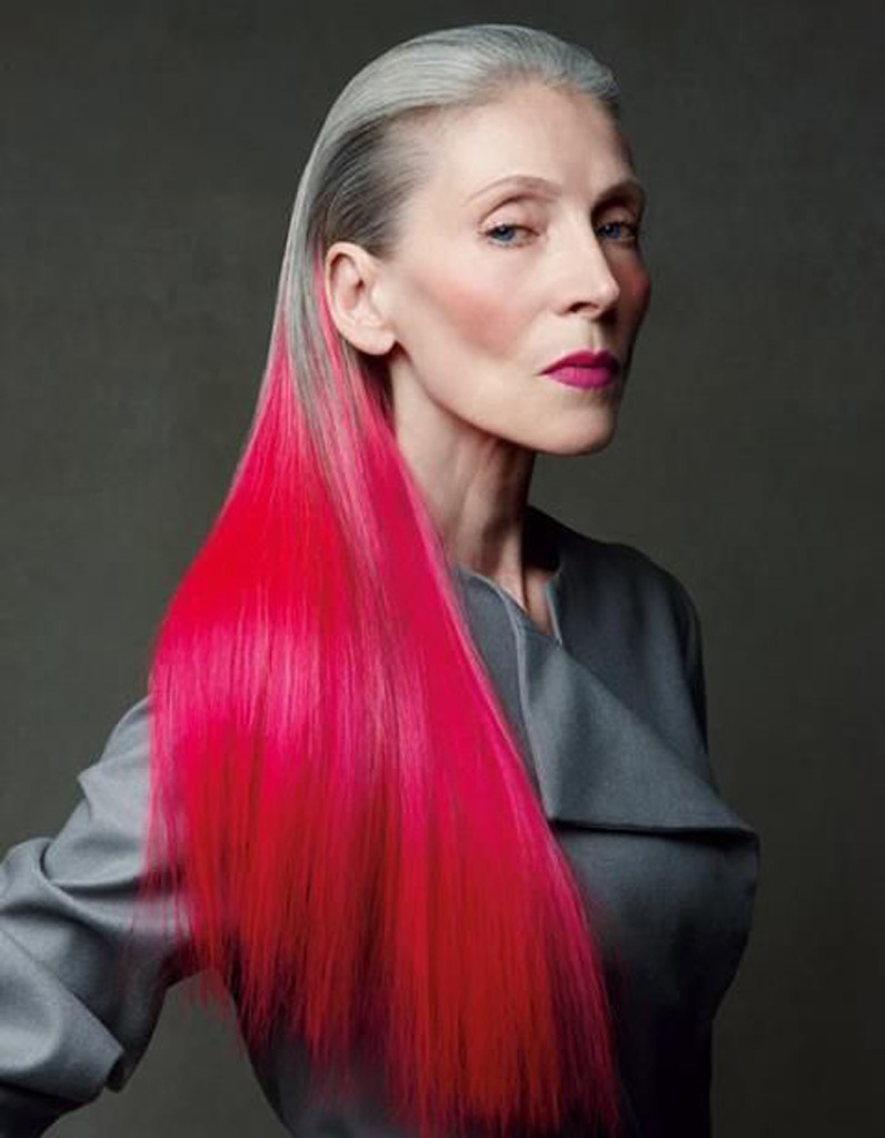 Cheveux Longs Couleur Rouge Coiffure Cheveux Longs Des Coupes De Cheveux Longs Pour Un Look Canon Elle