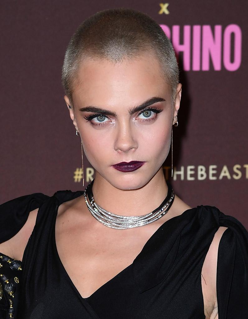 Cheveux rasés : 10 femmes célèbres qui ont osé - Elle