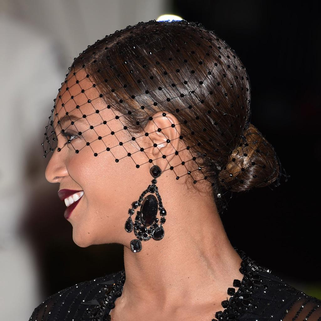 Le chignon bas de Beyoncé - Ces chignons de stars qui nous inspirent... - Elle