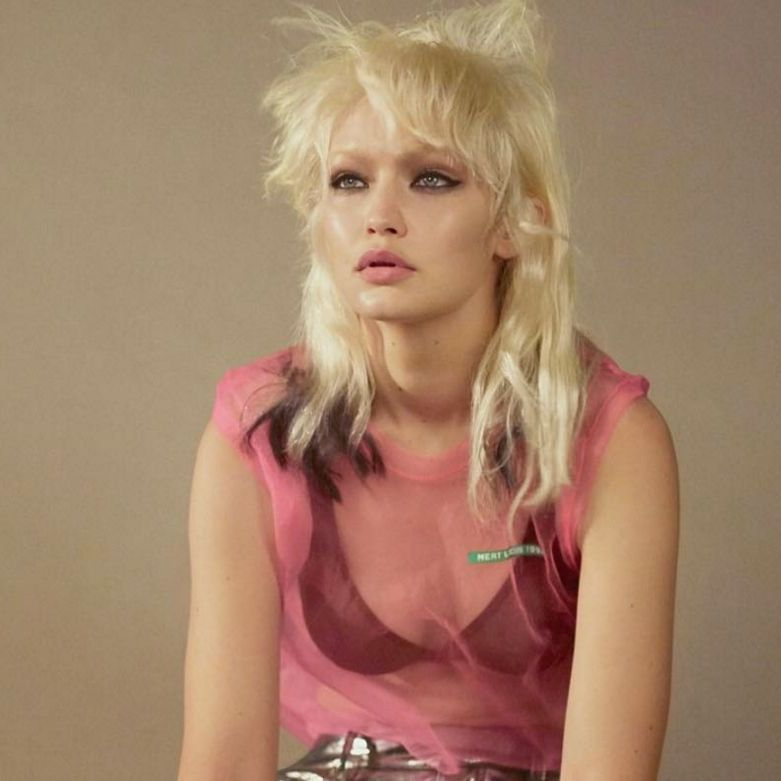Gigi hadid adopte la coupe mulet elle est m connaissable for Mulet coupe de cheveux