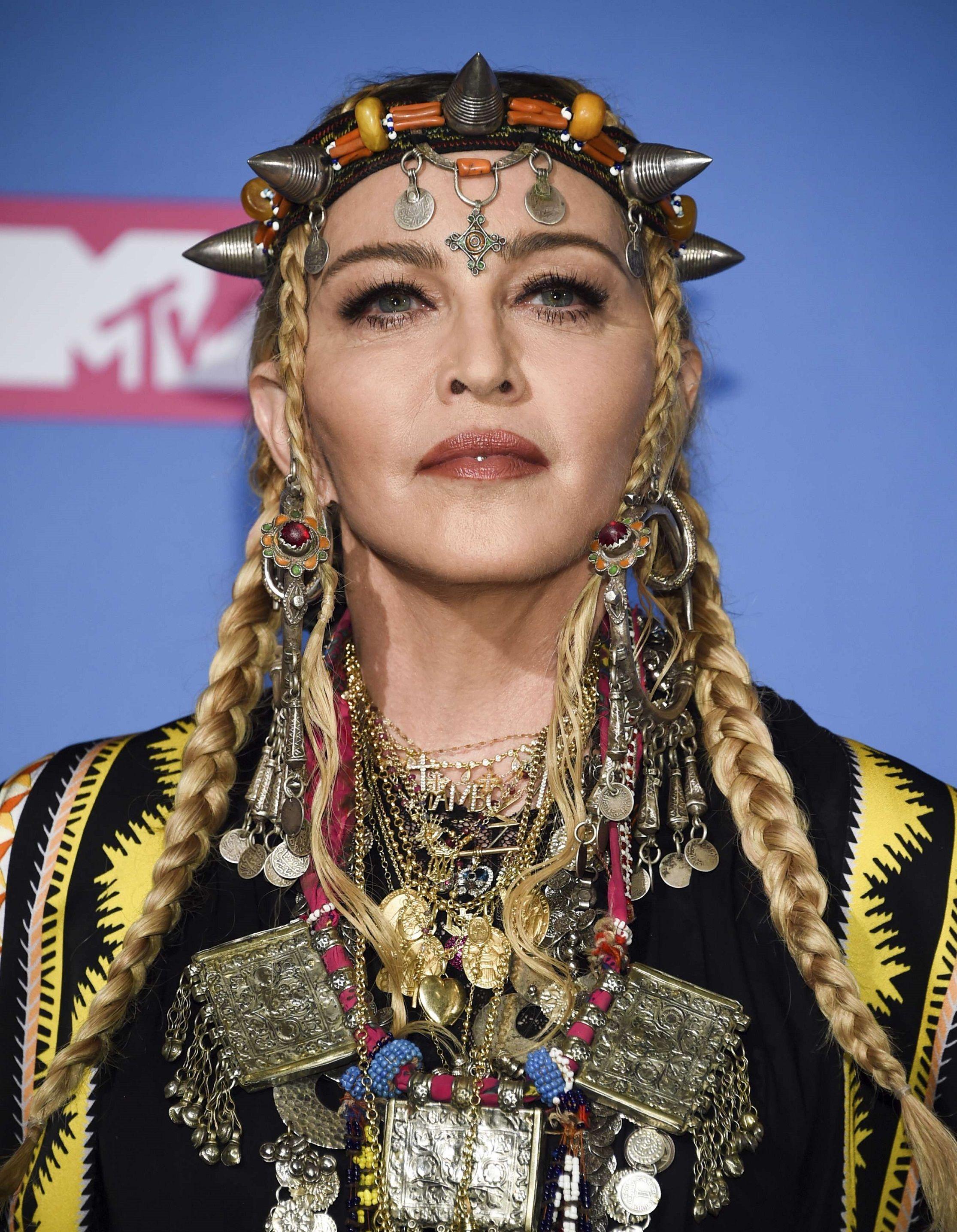 Madonna : méconnaissable, elle change radicalement