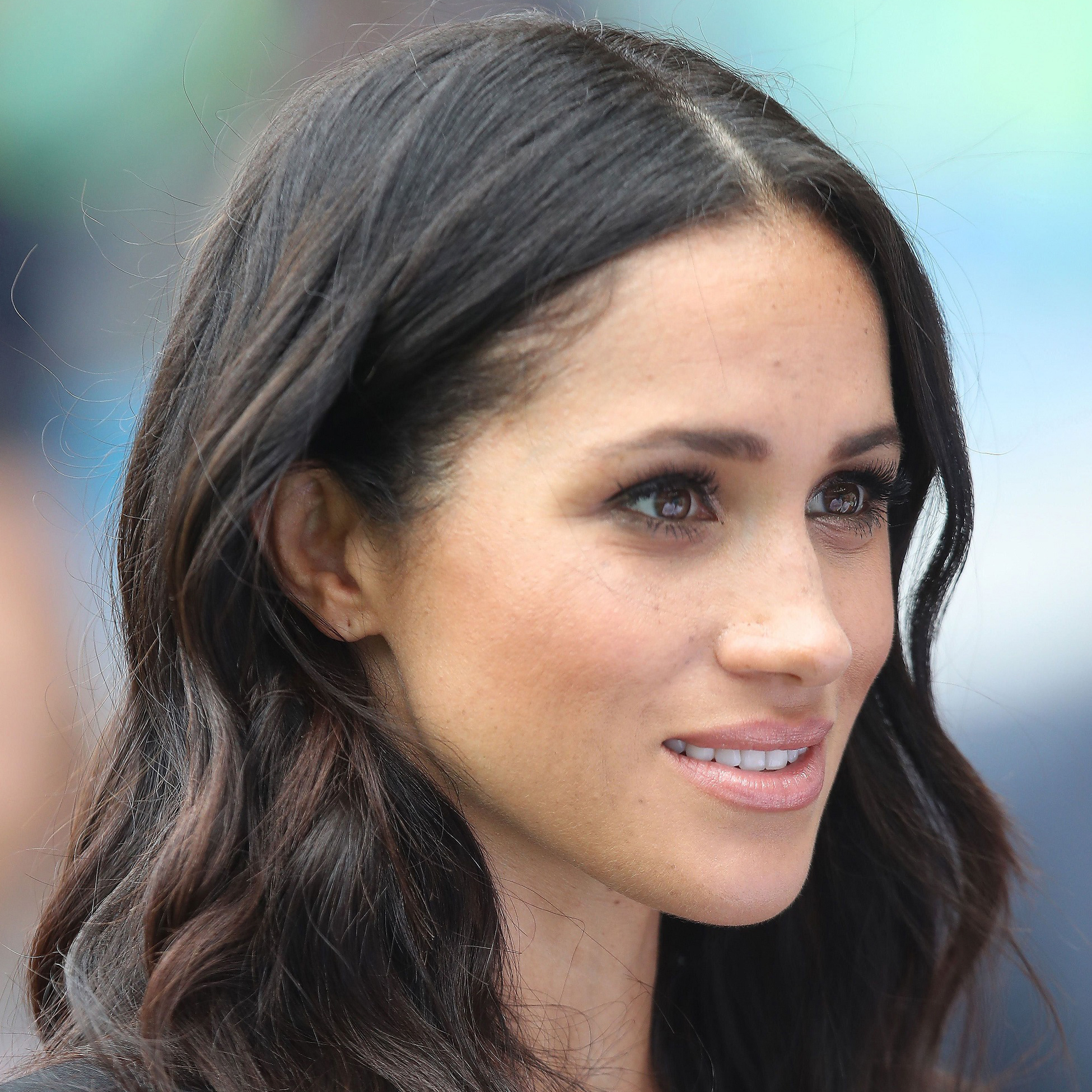 meghan markle a t elle chang de couleur de cheveux la. Black Bedroom Furniture Sets. Home Design Ideas