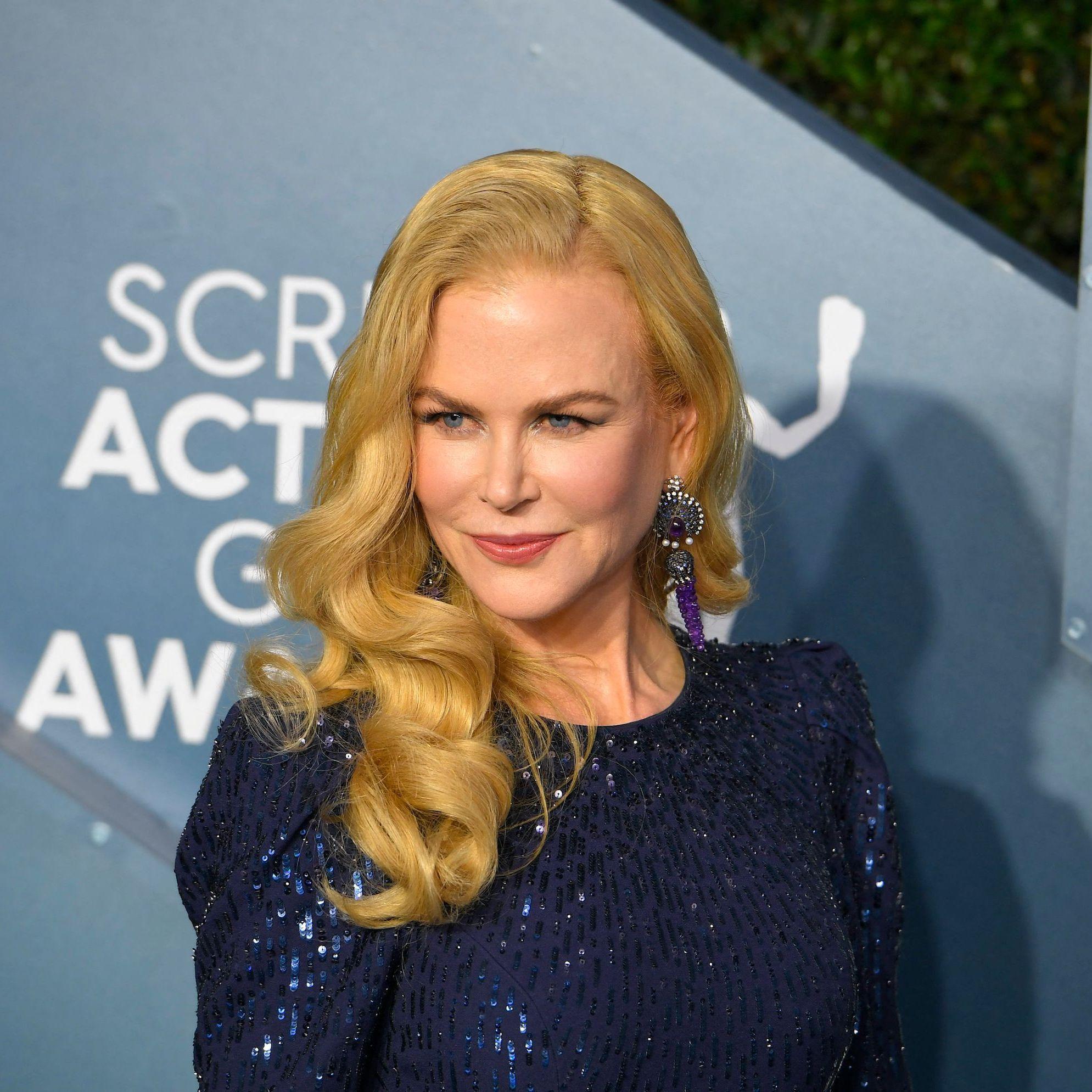 Nicole Kidman troque ses cheveux longs pour une coupe à la garçonne - Elle
