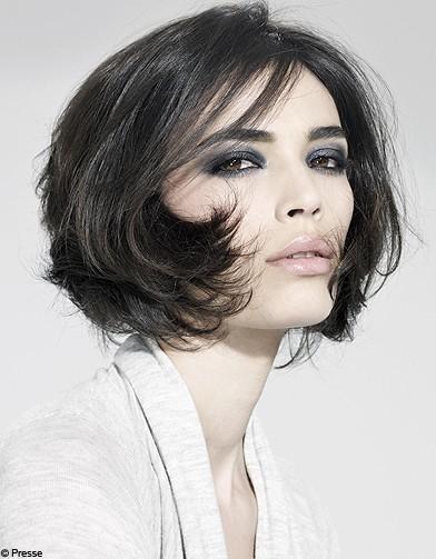beaute tendance cheveux coiffure franck provost lisse cheveux les coiffures de l hiver elle. Black Bedroom Furniture Sets. Home Design Ideas