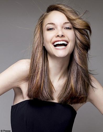 beaute tendance cheveux coiffure jean louis david lisse cheveux les coiffures de l hiver elle. Black Bedroom Furniture Sets. Home Design Ideas