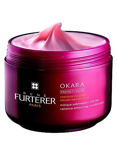 beaute soin cheveux coiffure masque okara rene furterer cheveux les meilleurs soins pour l. Black Bedroom Furniture Sets. Home Design Ideas