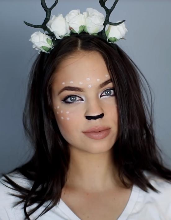 Maquillage Halloween Les 18 Meilleurs Tutos De Maquillage Halloween Pour Cette Folle Soiree Elle