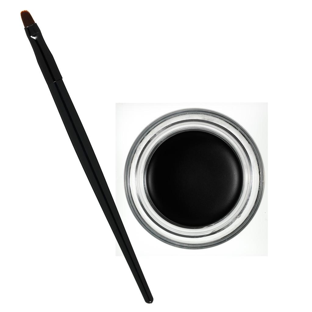 gel cr meux et pinceau plat quel eye liner choisir elle. Black Bedroom Furniture Sets. Home Design Ideas