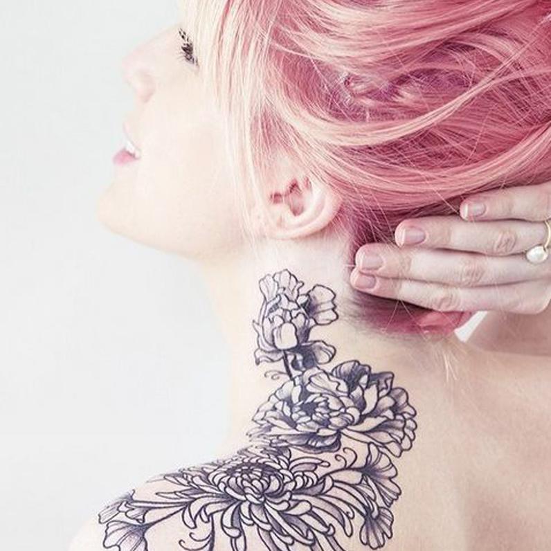 Le Top Des Plus Beaux Tatouages Pour La St Valentin: Les 40 Plus Beaux Tatouages De Pinterest