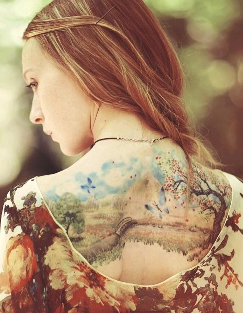 Idee tatouage une aquarelle visuel galerie2 796 1024 tatouage pinterest tatoo and - Idee de tatouage ...