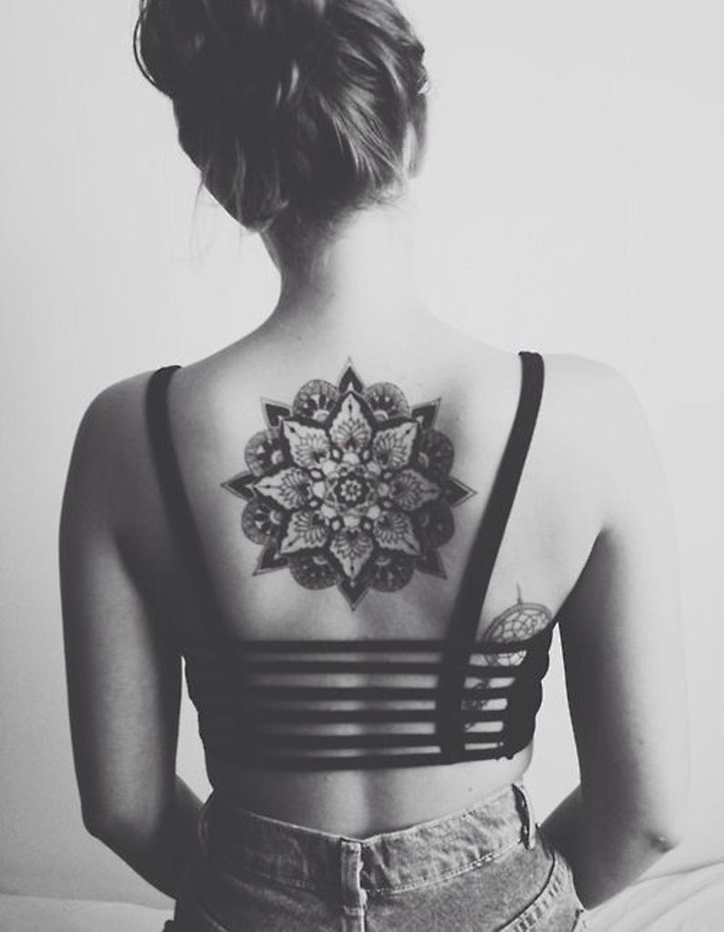 idee tatouage dos