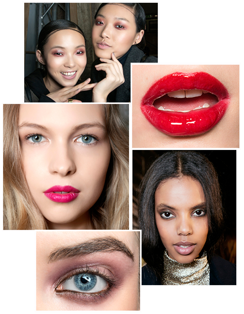 10 maquillages des lèvres tendances automne-hiver 2013