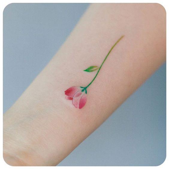 tatouage aquarelle petit les plus jolis tatouages. Black Bedroom Furniture Sets. Home Design Ideas