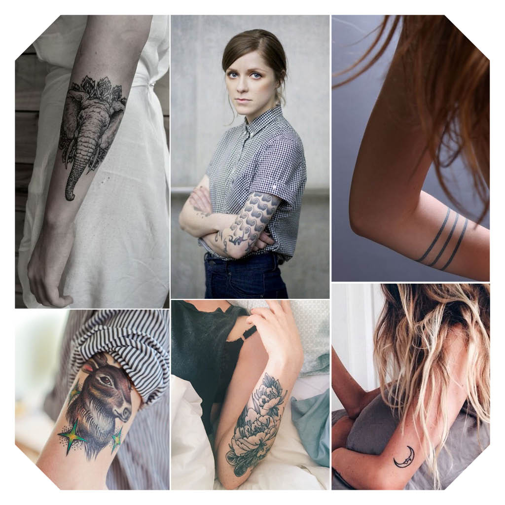 Tatouage Bras Nos Jolies Idees De Tatouages Pour Les Bras Elle