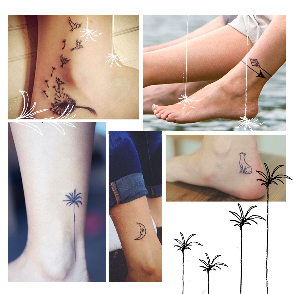 Tatouage De Cheville Les Plus Beaux Tatouages De Cheville Elle