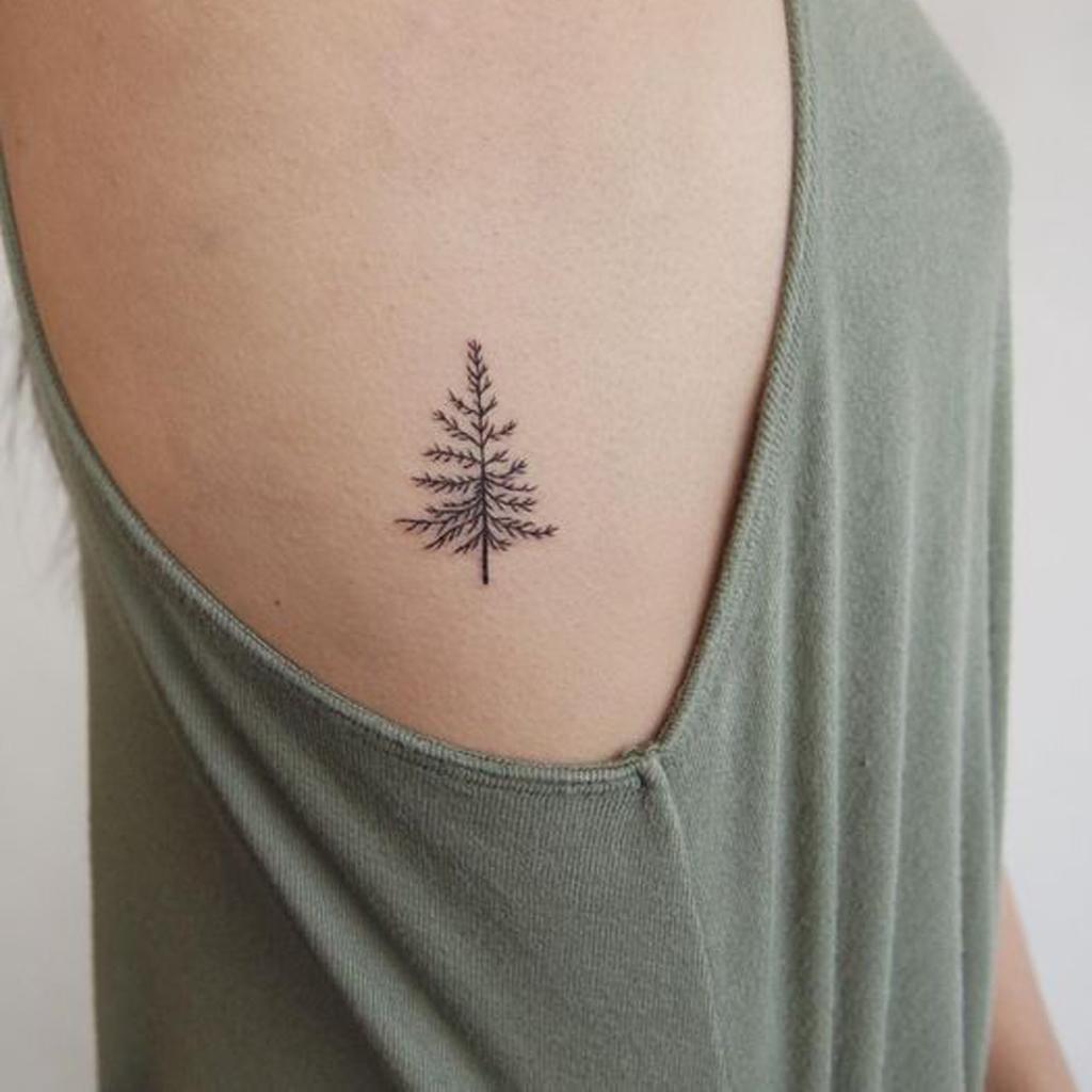 Tatouage Cote Nature 20 Tatouages Inspirants A Se Faire Sur Les Cotes Elle