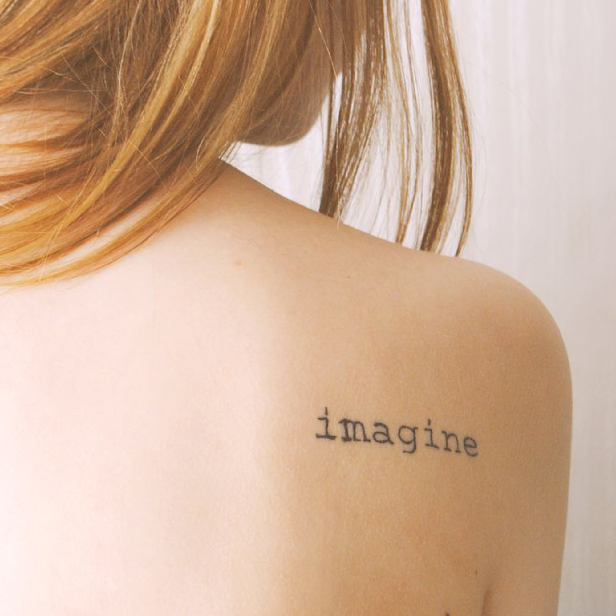 Tatouage Phrase 30 Tatouages Phrase Qu On Aime Elle
