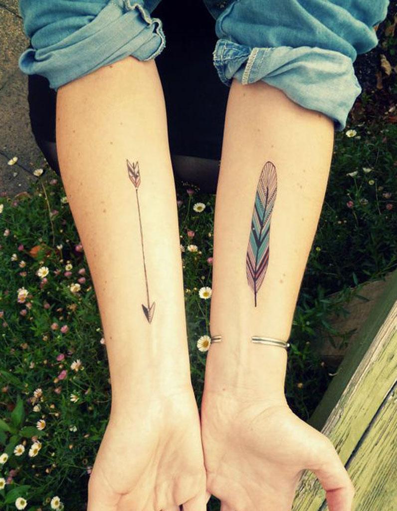 tatouage plume avant bras tatouage plume la l geret dans la peau elle. Black Bedroom Furniture Sets. Home Design Ideas