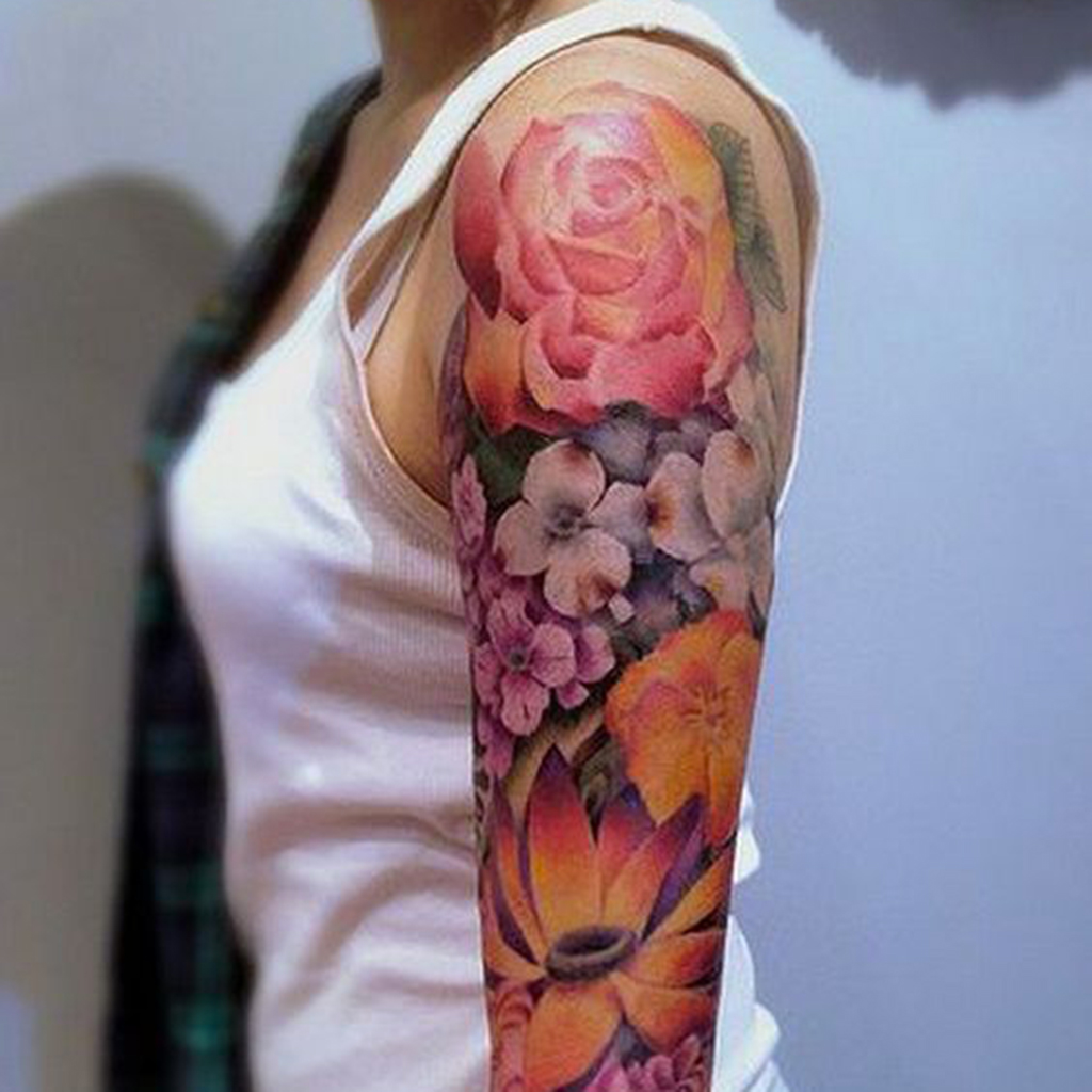 Tatouage Rose Epaule Ces Tatouages De Rose Qui Ne Faneront Jamais