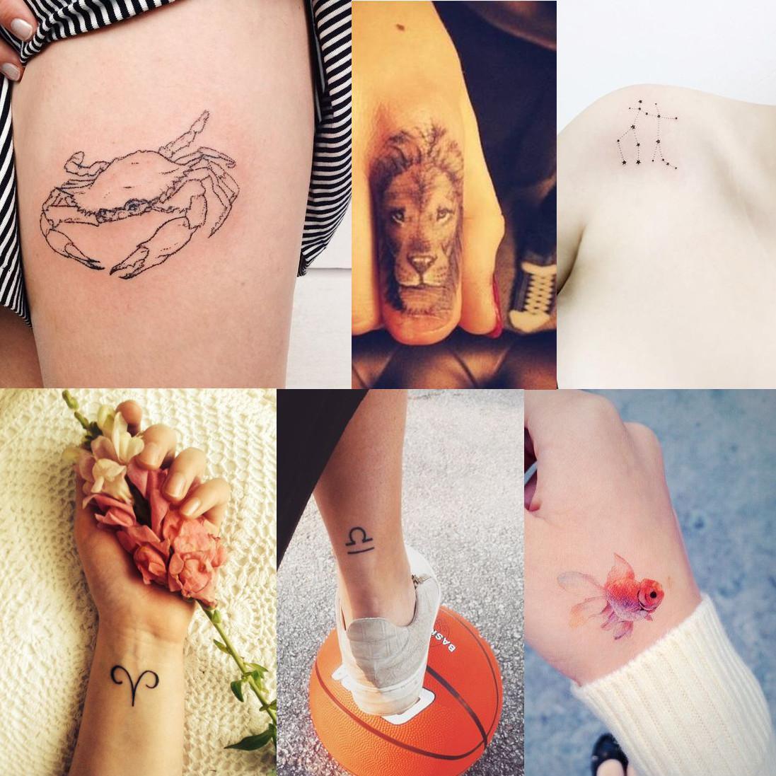 tatouage signe astrologique quel tatouage se faire selon son signe astrologique elle. Black Bedroom Furniture Sets. Home Design Ideas