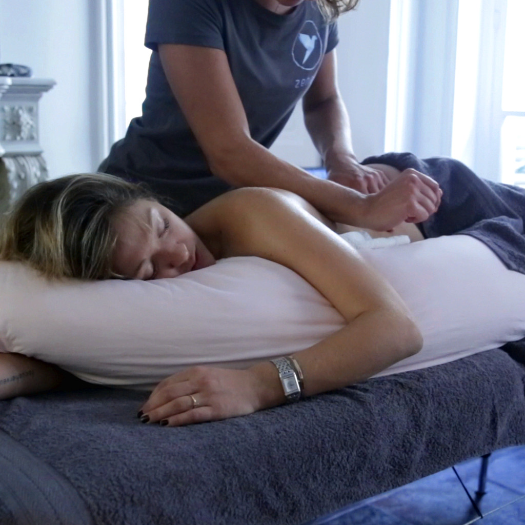 ELLEBeautyCrush : Zenest, le massage à domicile - Elle